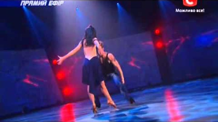 Танцуют все 6 сезон - Елена и Александр - Танцы со звездами 13.12.2013