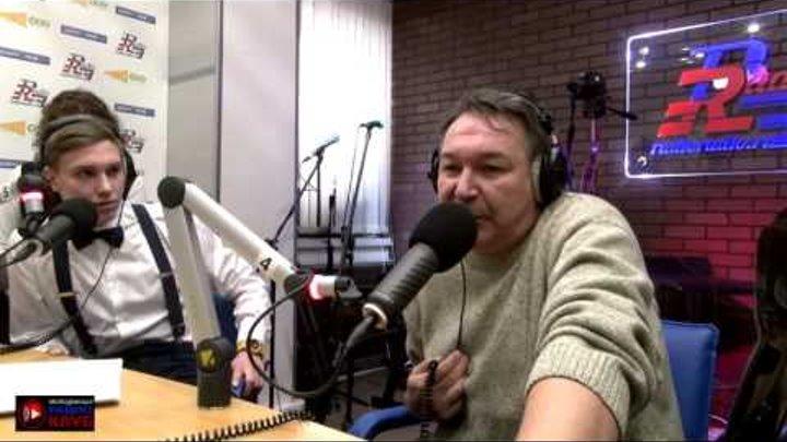 Герман Витке на RadioRadio В Молодёжном Радио Клубе.Программа 8.