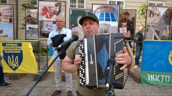 Андрій Сеник - Бий москаля (21 05 2016) версія 2