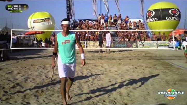 Finale ITF Cesenatico G2 2012 - Meliconi/Maldini vs Barbieri/Faccini