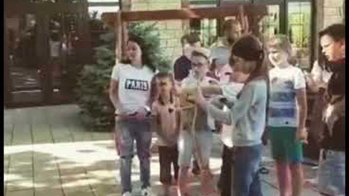 """Квест """"Голодные игры: 4 стихии"""" для детей в """"Винотеррии"""""""