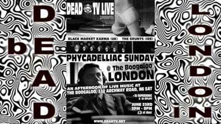 Episode Six - Lucky Sunday (Dead TV in London)
