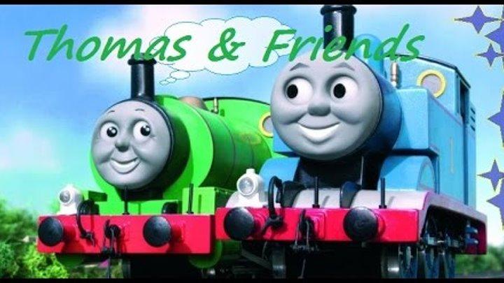 Паровозик Томас и Друзья Игрушки для развития детей Toys
