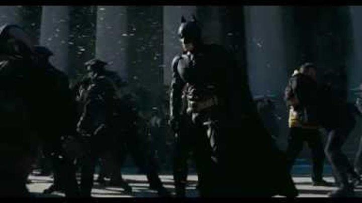 Трейлер 2 «Темный рыцарь: Возрождение легенды»