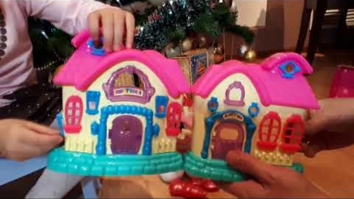 Подарки от Деда Мороза - часть 3 Gifts from Santa Claus - part 3