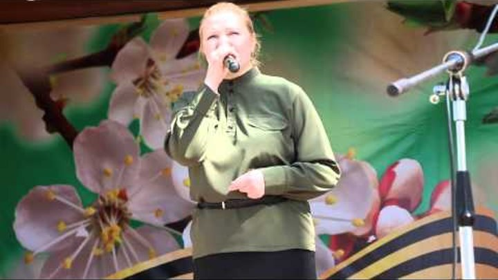 Елена Гостищева - Нам нужна одна Победа