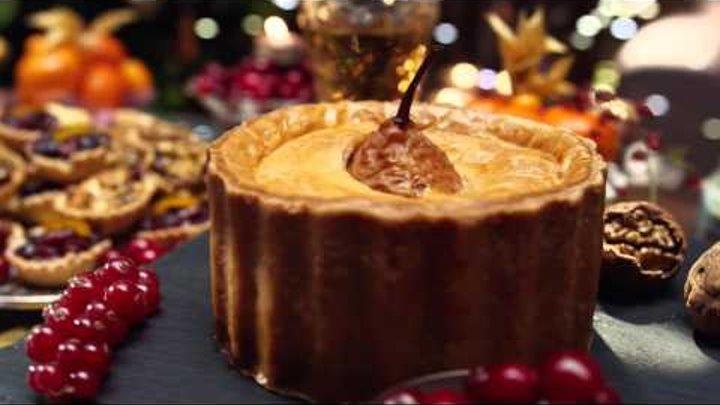 Marks & Spencer Christmas Food Banquet Advert 2014 #FollowTheFairies