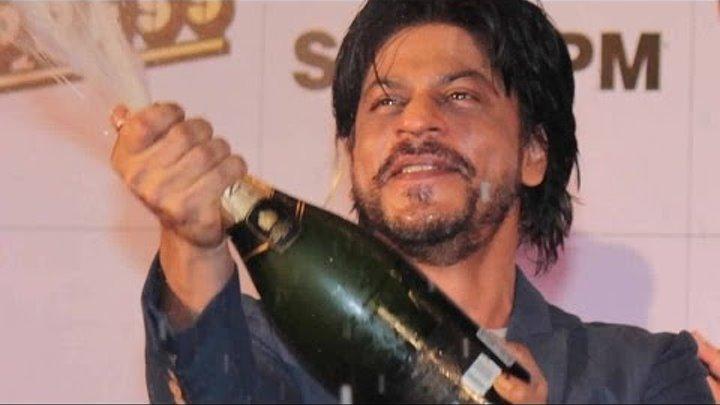 Shah Rukh Khan At 'Chennai Express' Zee TV Success Bash