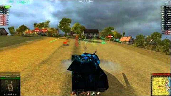 World OF Tanks проба новой озвучки.mp4