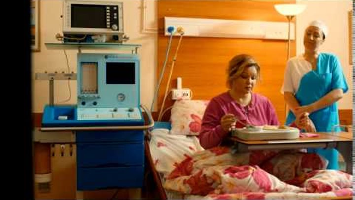 Елена Коробанова-медсестра.Анжелика 12 серия 1 сезон Сериал СТС комедия русская 2014