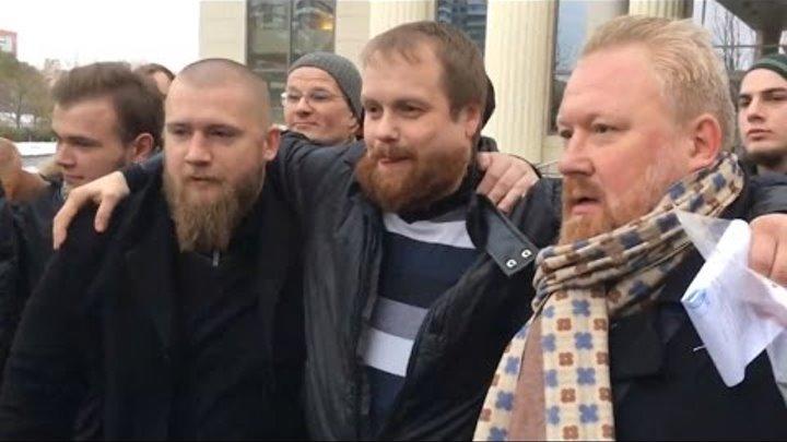 Судилище над Дёмушкиным продолжается. Горский - подробности согласования РМ