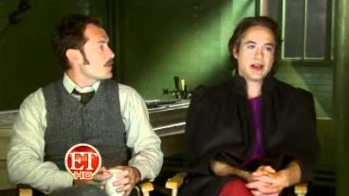 Шерлок Холмс: Игра теней 2011