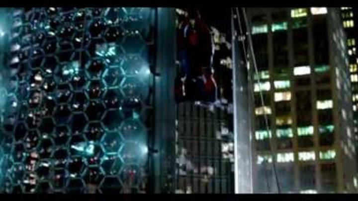 Новый Человек-паук Дублированный трейлер #3 '2012' HD