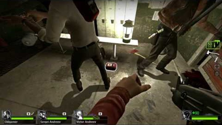 Left 4 Dead 2 Coop Часть 26