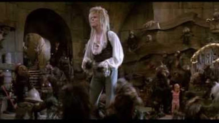 Dance Magic - Labyrinth - The Jim Henson Company