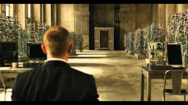 007: Координаты Скайфолл. Русский трейлер, 2012 (HD)