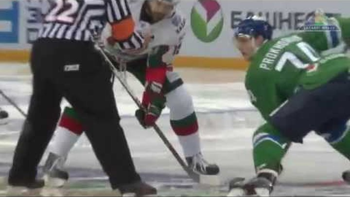 Салават Юлаев - Ак Барс. Около хоккея