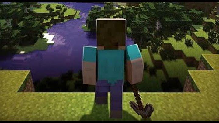 майнкрафт (Minecraft) первые шаги