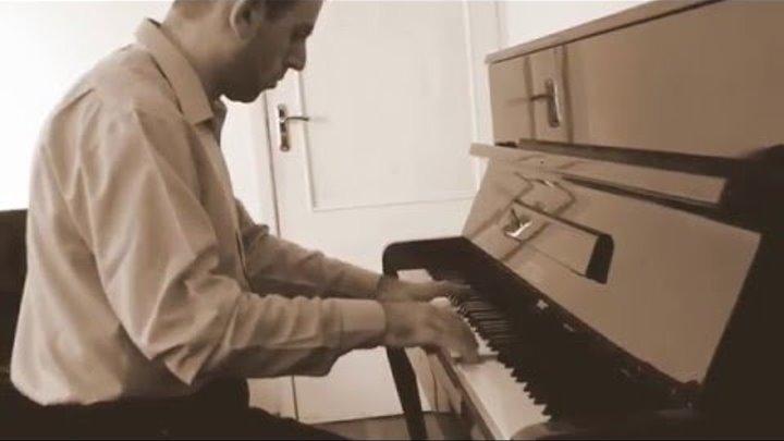 Inga & Anush Arshakyans - Aprelu April (piano cover by Aram Ghazaryan)