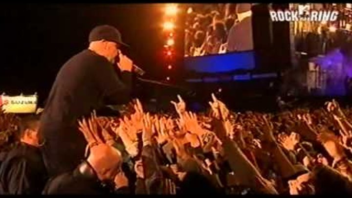 Limp Bizkit - Nookie , Rock Am Ring [Live] (2009):[HD]