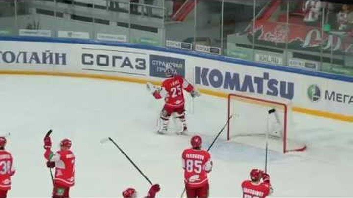 Спартак - Динамо Мн 3:4 | Spartak - Dinamo Minsk 3:4