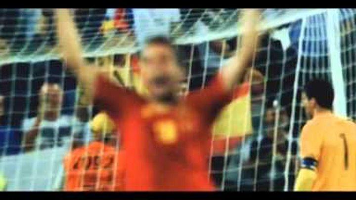 Spagna - Italia 4 a 0 - Finale Euro 2012 kiev Promo Trailer Preview HD 01/07/2012 - brasil 2014