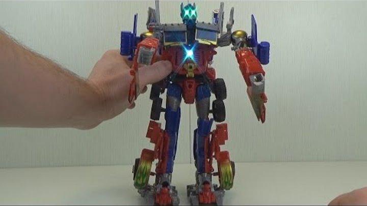 Игрушка Трансформер Оптимус Прайм Transformation Truck Optimus Prime