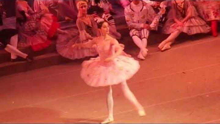 Щелкунчик. Вариация 2. Танец Феи Драже.