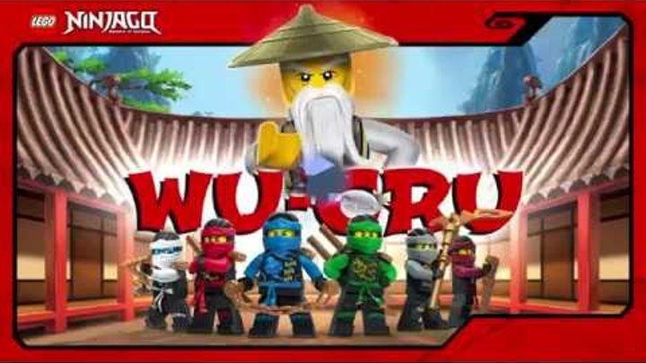 WU-CRU App Gameplay Preview - LEGO Ninjago - Trailer
