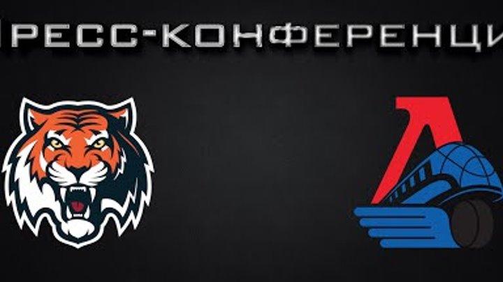 24.08 / Amur - Lokomotiv / Press Conference