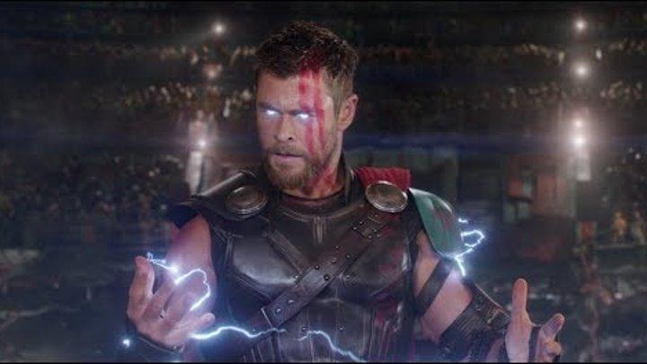 Тор против Халка. Кто сильней?