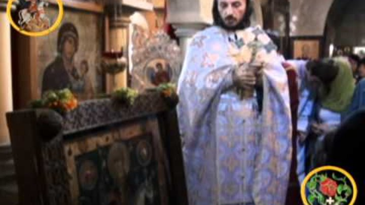 Св.Георгии Витязь в тигровой шкуре