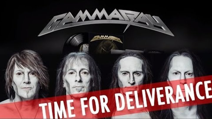 Gamma Ray 'Empire Of The Undead' Song 7 'Time For Deliverance'