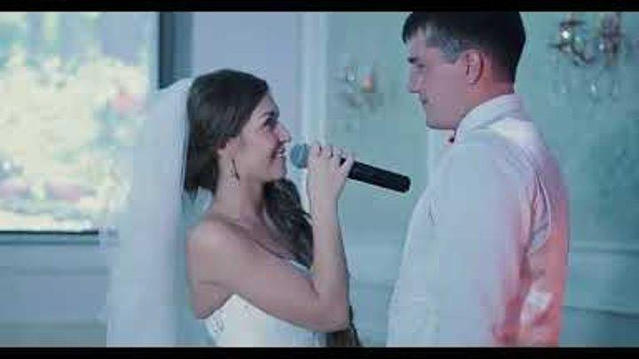 Невеста поет на свадьбе! Песня жениху,мужу! Кавер Тимати и Егор Крид - Где ты ,где я#MFYRND