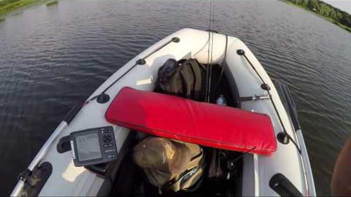 Мотор Tohatsu MFS 6CS-S + лодка Altair SIRIUS-335 Stringer. Тест комплекта.