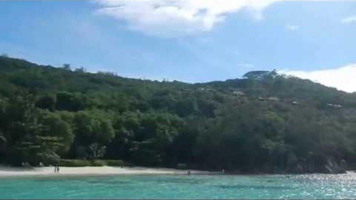 Сейшелы, Индийский океан, остров Маэ