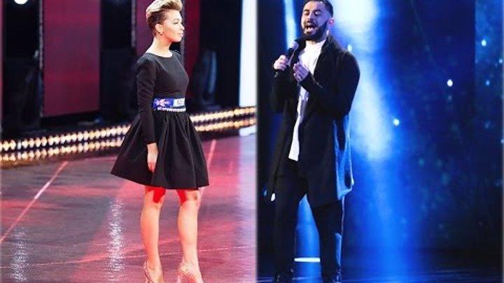 Юлия Плаксина и Сева Ханагян - КУКУШКА