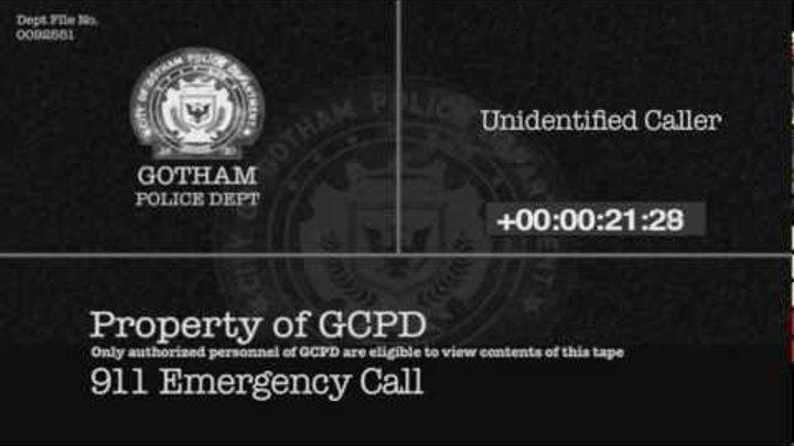 Блог Джокера - Звонок в 911 (8.7) [Iron Sound]