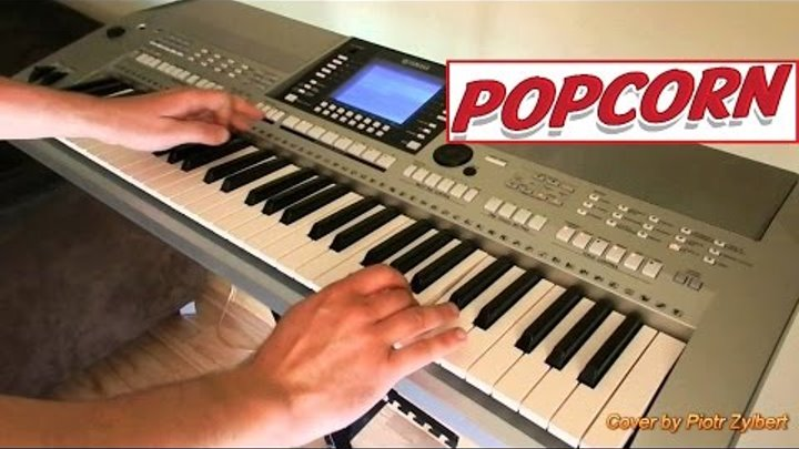 Popcorn - Gershon Kingsley - Played by Piotr Zylbert (Style from Tyros)