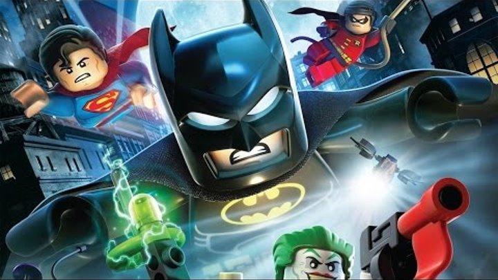 Мультик Игра Лего Бетмен Погоня на машинках за Воришкой LEGO Бетмен # Мультфильм