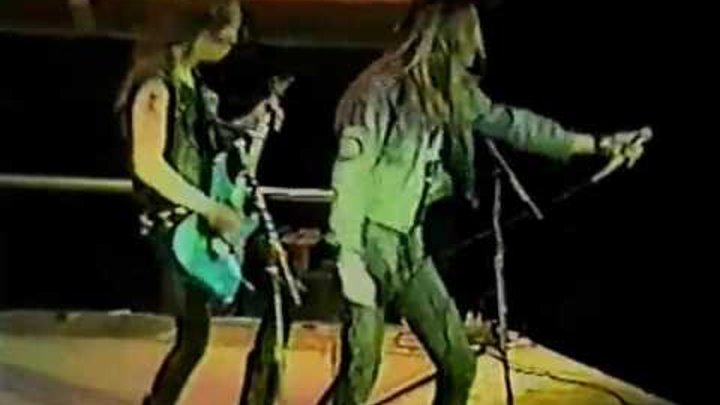 SKID ROW - Civic Center Arena Springfield 1989