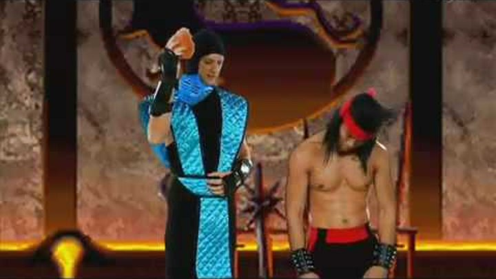 Sexuality - новый вид добивания в Mortal Kombat