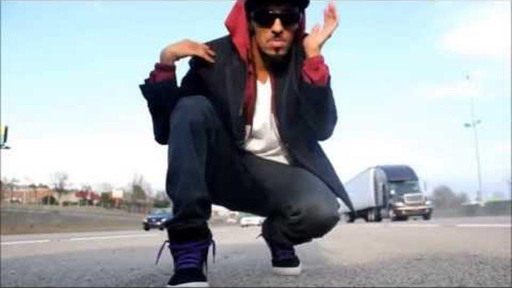 The BEsT slow motion dubstep dancing the world 2013 Hooch Drops By Zach Braff's House