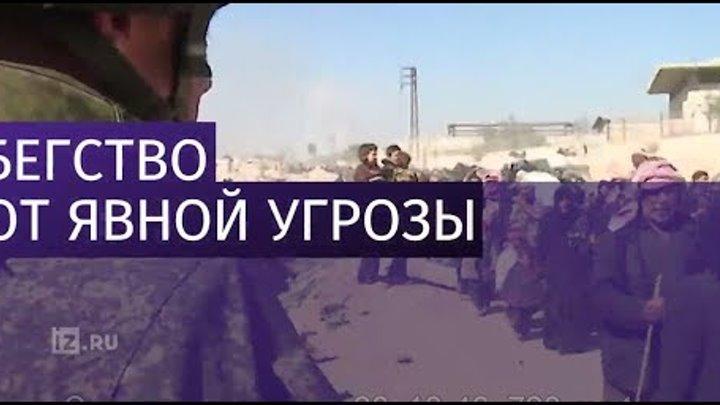 Боевики готовят провокации в Восточной Гуте