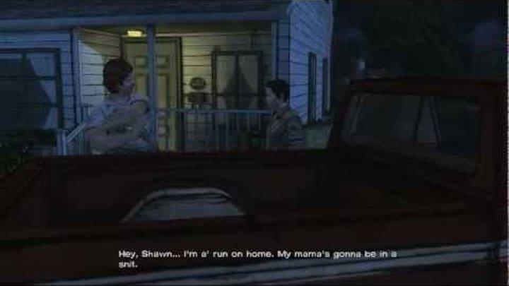 The Walking Dead - Прохождение с переводом. Серия 2