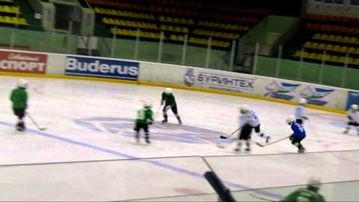 Детский хоккей Салават Юлаев_ 2004.MOV