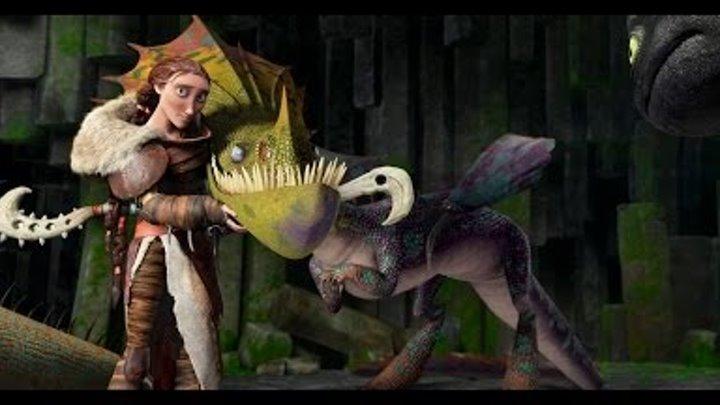 КАК ПРИРУЧИТЬ ДРАКОНА 2 - Официальный трейлер 2 - Россия