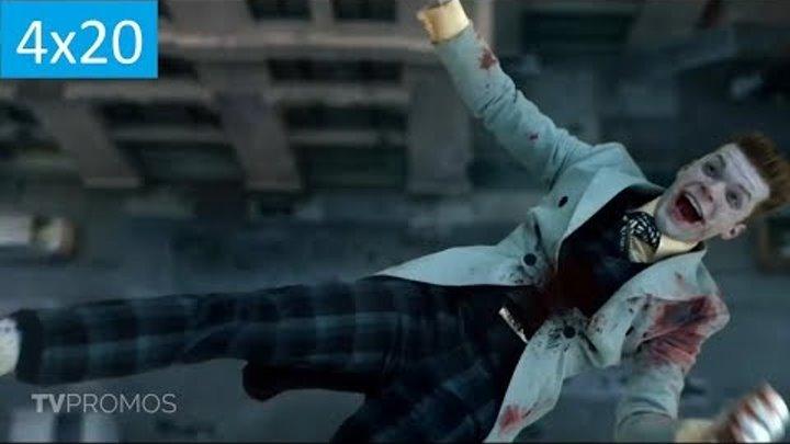 Готэм 4 сезон 20 серия - Русский Трейлер/Промо (Субтитры, 2018) Gotham 4x20 Trailer/Promo
