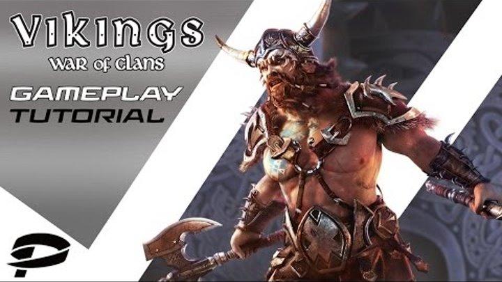 Vikings: War Of Clans Gameplay
