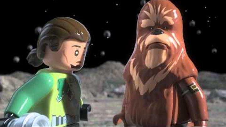 LEGO® Star Wars™ Rebels 2015 Mini Movie Ep 02 - TIE Advance vs Wookie Gunship